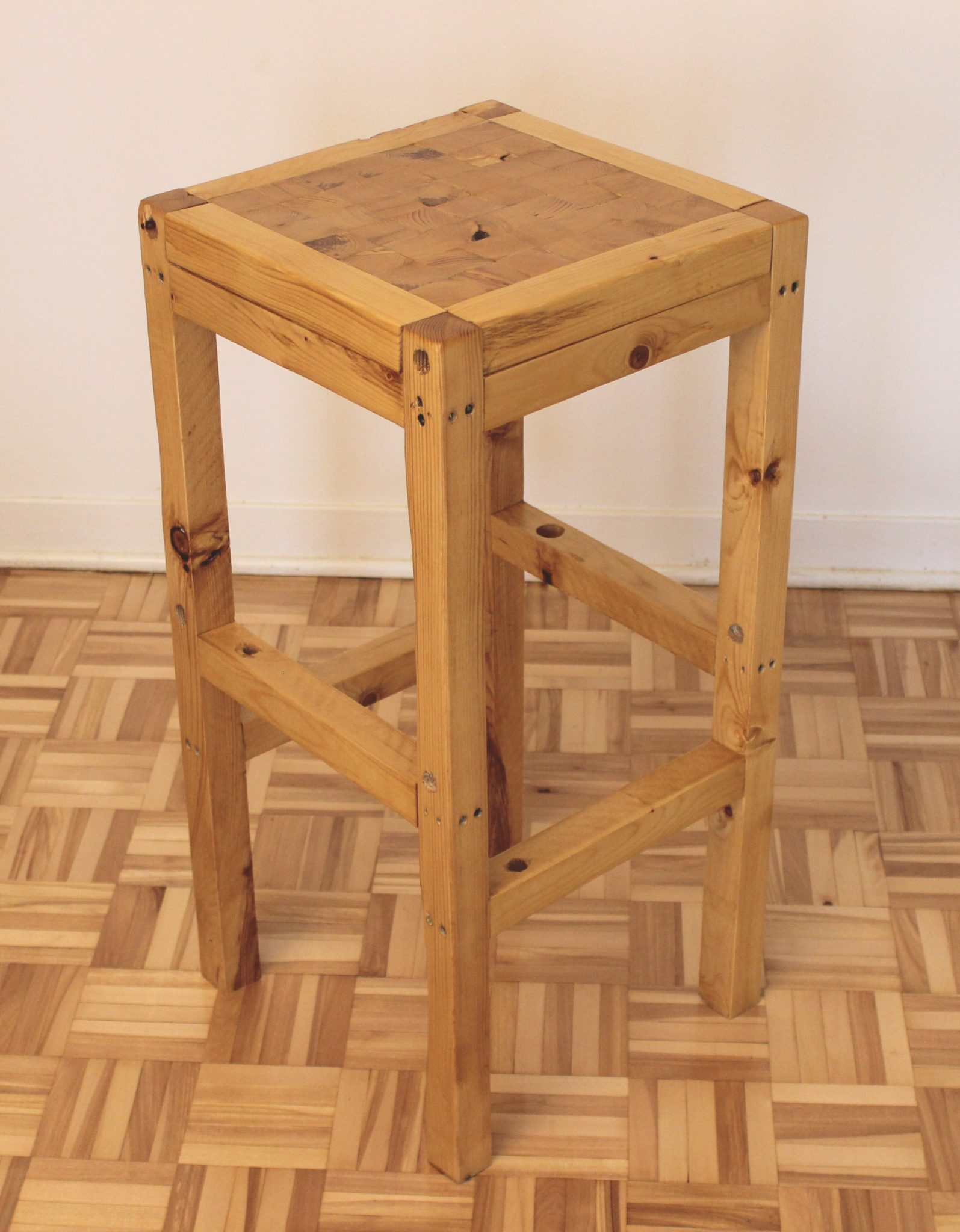Tabourets De Bar Sur Mesure Comment Faire Un Tabouret De Bar Ep04