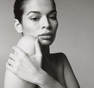 Bianca Jagger by Richard Avedon, 1972