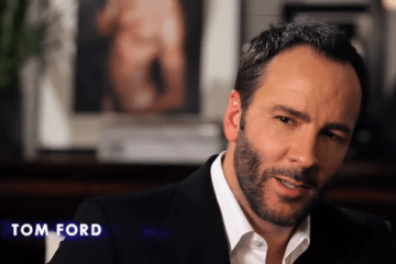 Click to watch Tom Ford: Roots of a Perfectionist on OWN's show Visionaries