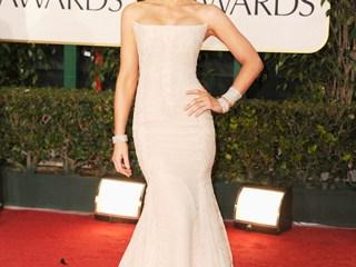 Kate Beckinsale, in Roberto Cavalli