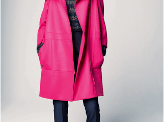 Modern sportswear at Nina Ricci by Peter Coppings, Pre-Fall 2012