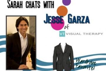 Meet the stylist Jesse Garza