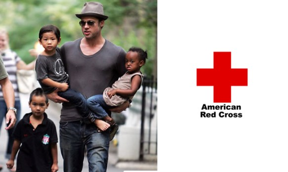 Brad Pitt | American Cross Disaster Relief