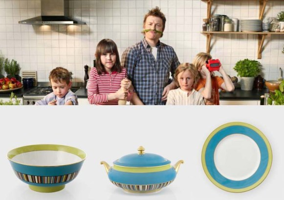 Jamie Oliver | Thomas Goode China