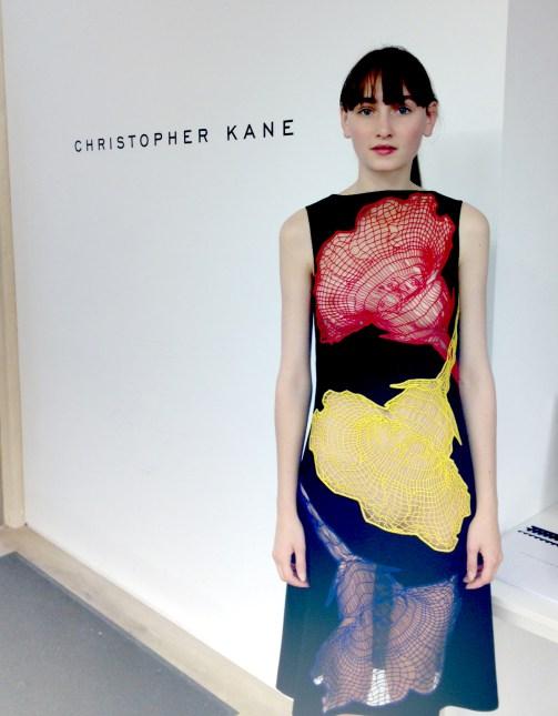 Christopher Kane Spring 2014