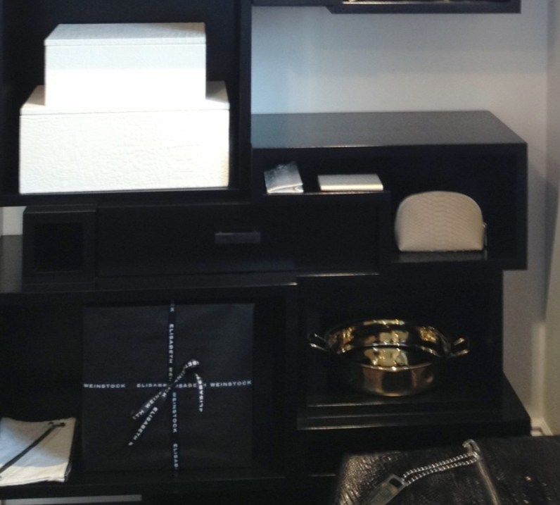 Gifts at Elisabeth Weinstock Boutique in LA