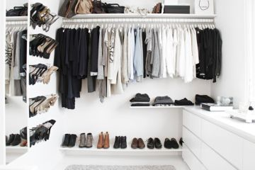 closet organization | visual therapy