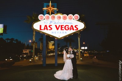 Caesars Palace Las Vegas wedding | Sarah + Chris