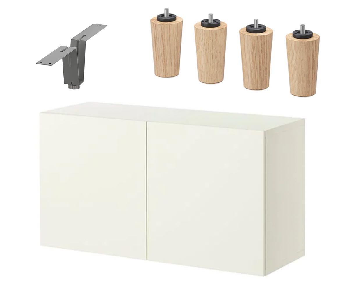 Credenza Ikea Besta : Ikea sideboard tv stands media units ireland dublin with