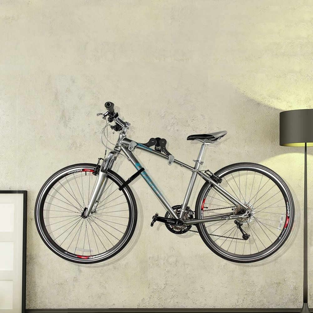 Design Fahrrad Wandhalter Bike Mounted On Wall - Visual Hunt