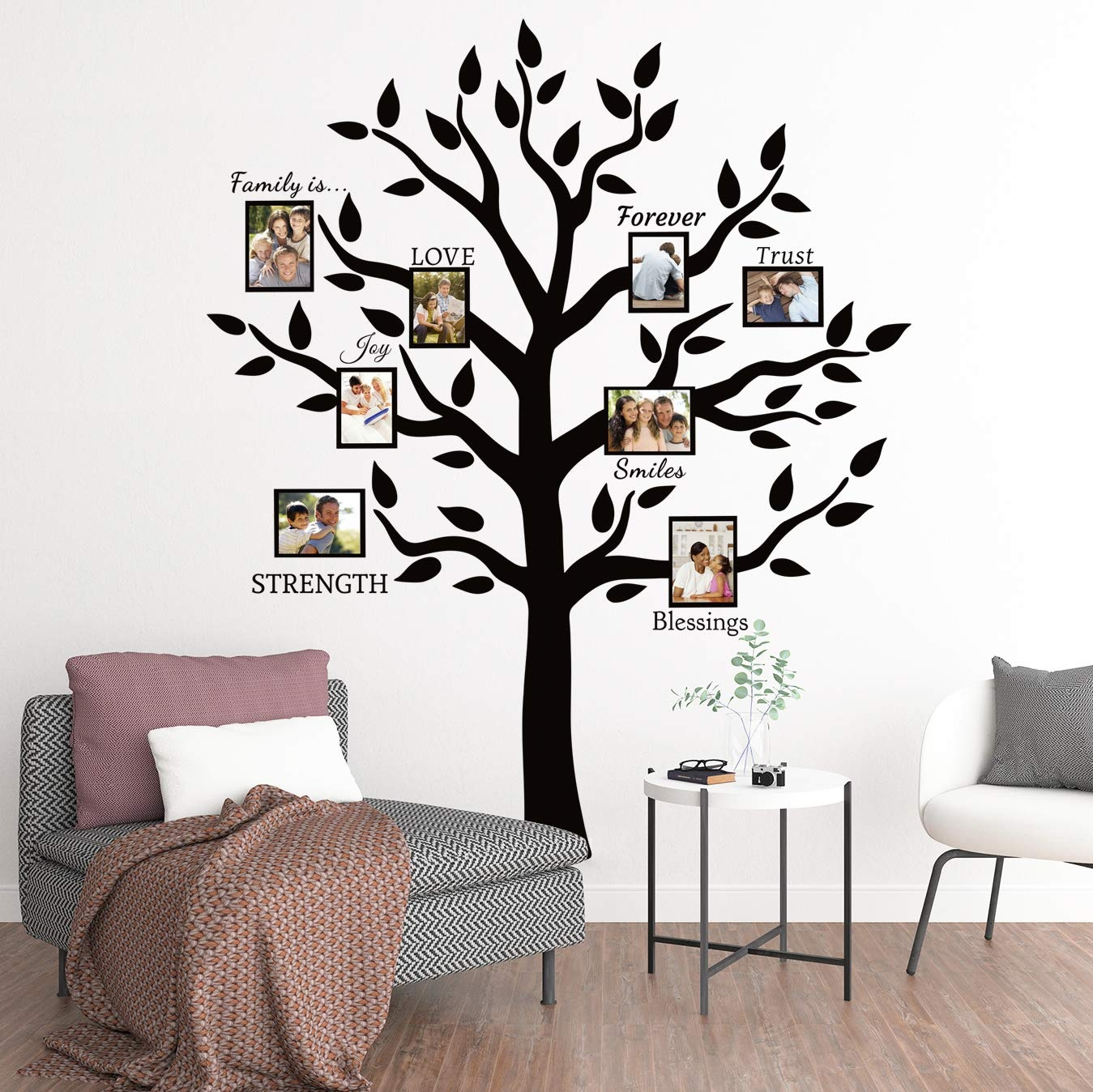 Http Abelhomeremodeling Com 601941 Big Vinyl Wall Decal Lettering Quote Furniture Stickers Html