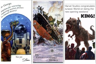 #TBT: When Directors Sent Their Friends Congratulations With Full-Page Ads