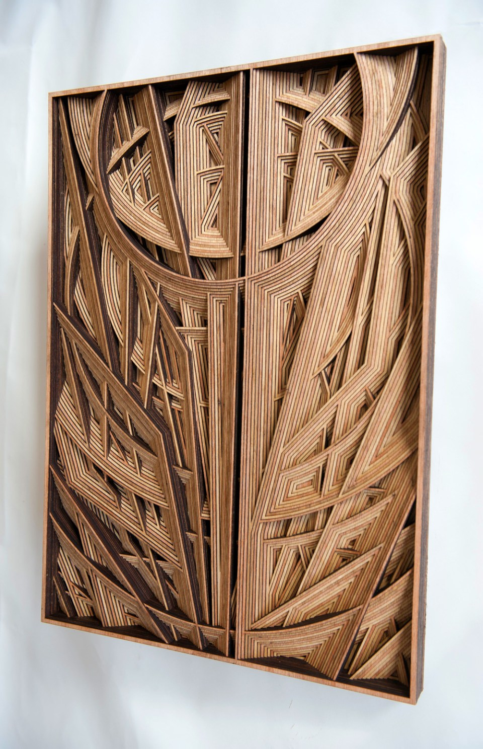 Gabriel Schama laser cut artworks 10
