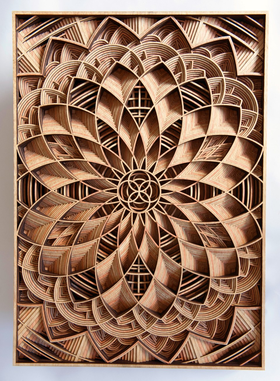 Gabriel Schama laser cut artworks 11