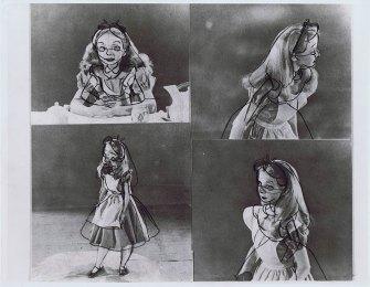 #TBT: How Disney Animators Drew Alice in Wonderland