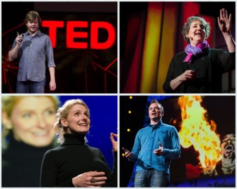 4 TED Talks for Your Creative Struggle