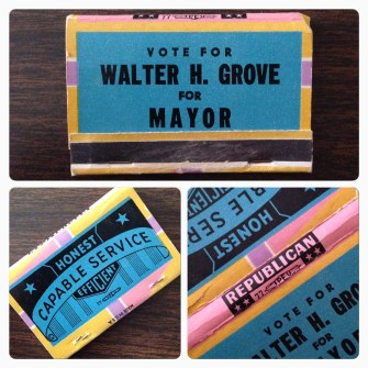 #TBT: Graphic Design Inspiration from the Lost Art of Matchbook Covers