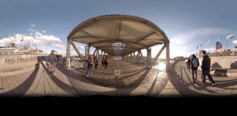 Are These the World's First 360 Cinemagraphs?