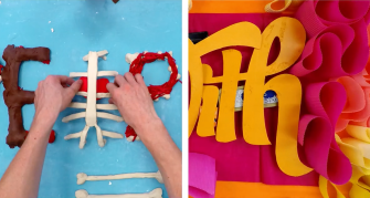See Time-Lapse and Typography Collide in Column Five's New Video