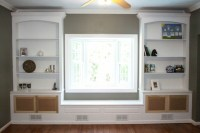 Built In Bookcases Around Window Styles | yvotube.com