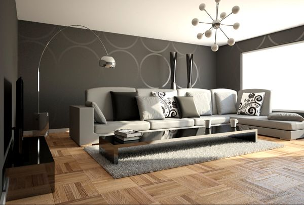 10+ Amazing Color Schemes For The Living Room - living room color combinations