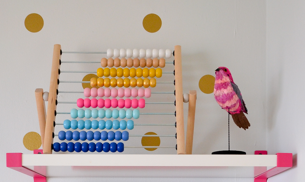 IKEA abacus makeover