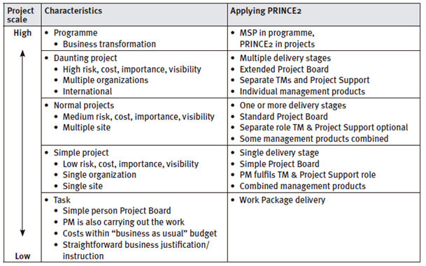 tailoring prince2 Project, Programme, Program, Portfolio - sample business analyst resume