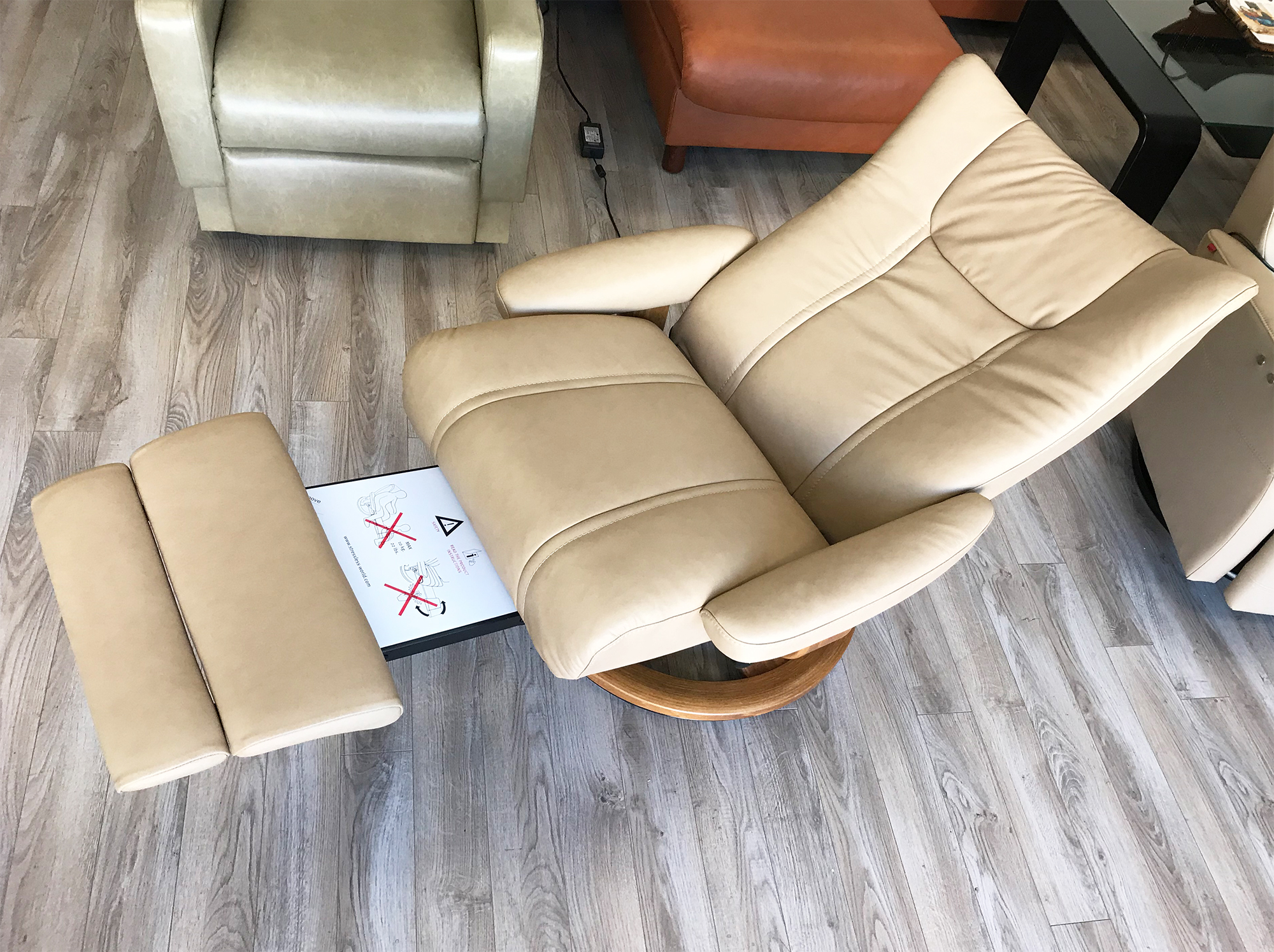 Stressless-world.com Stressless Sessel Youtube