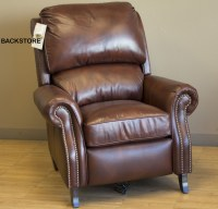 Barcalounger Churchill II Recliner Chair - Leather ...