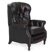 Barcalounger Kendall II Recliner Chair - Leather Recliner ...