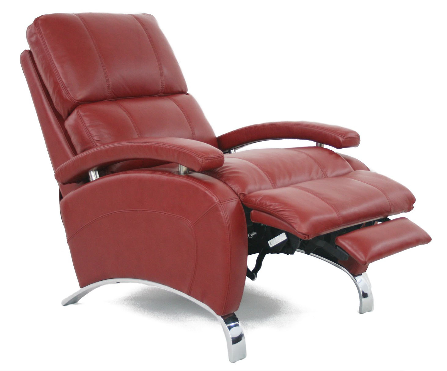 Reclining Lounge Chair Barcalounger Oracle Ii Recliner Chair Leather Recliner