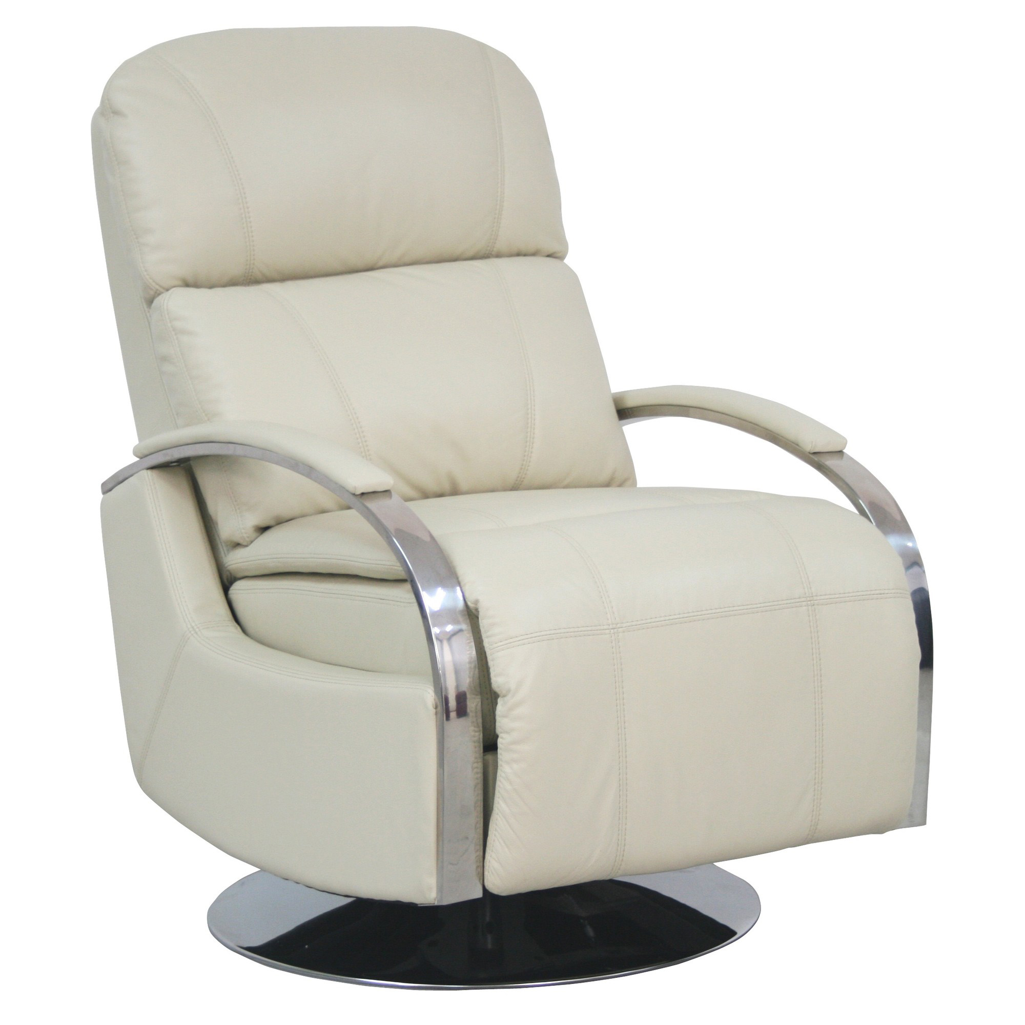 Chair Leather Reclining Swivel Barcalounger Regal Ii Leather Recliner Chair Leather Recliner
