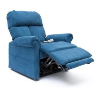 New Navy Blue Easy Comfort LC-100 Power Electric Lift ...