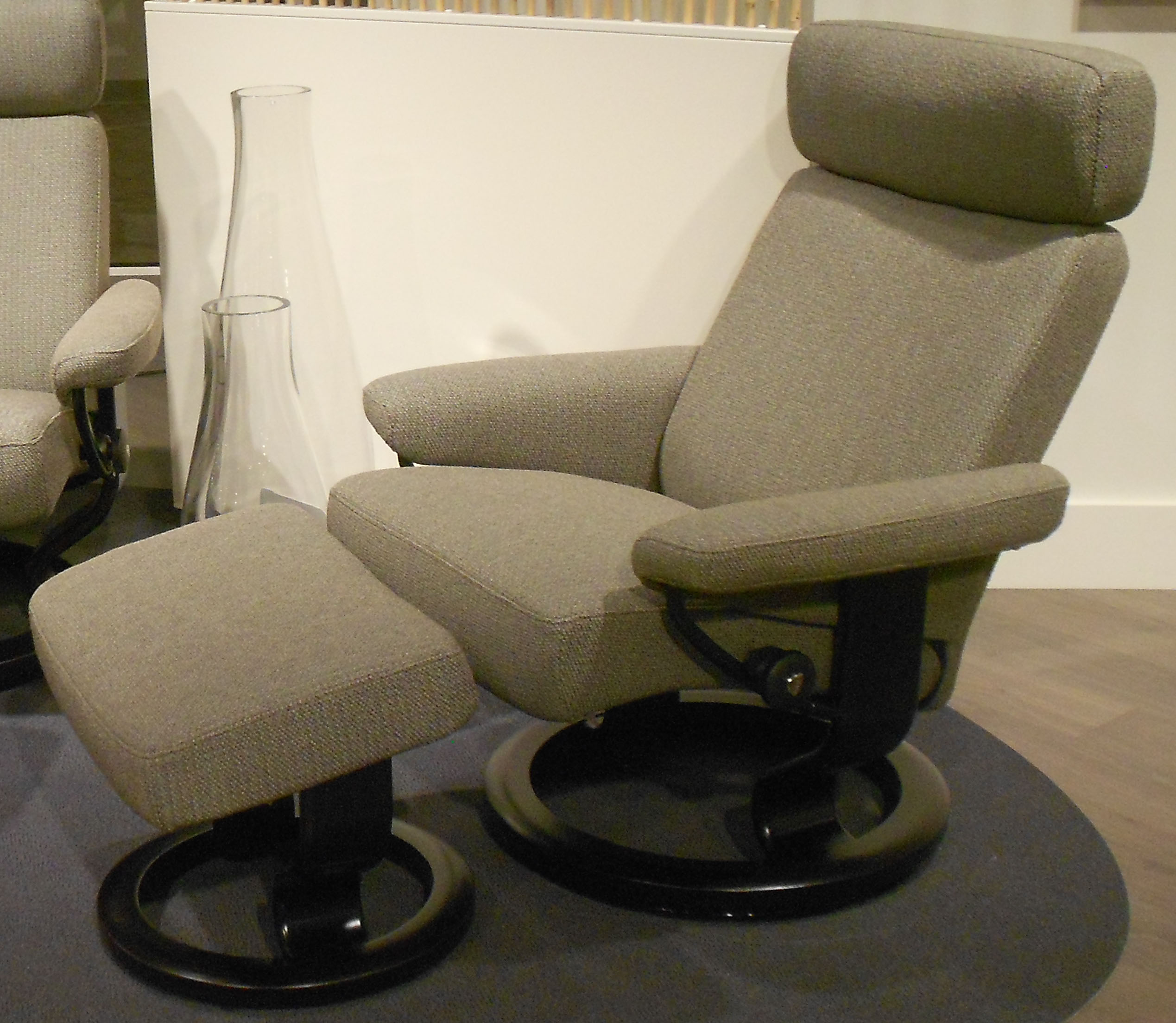 Stressless Sofa And Chairs Ekornes Stressless Orion Taurus Recliner Chair Lounger