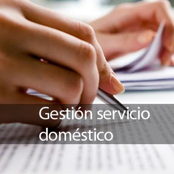 MAS INFORMACION SOBRE GESTION DE SERVICIO DOMESTICO