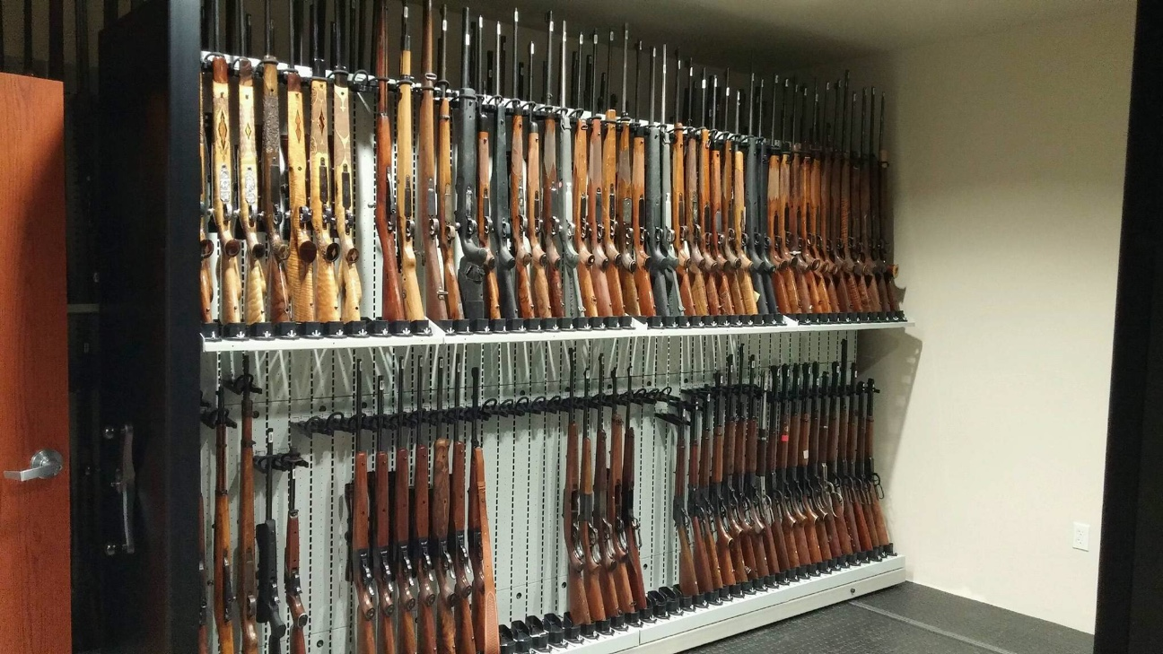 Armory Design Modular Weapon Storage Solutions