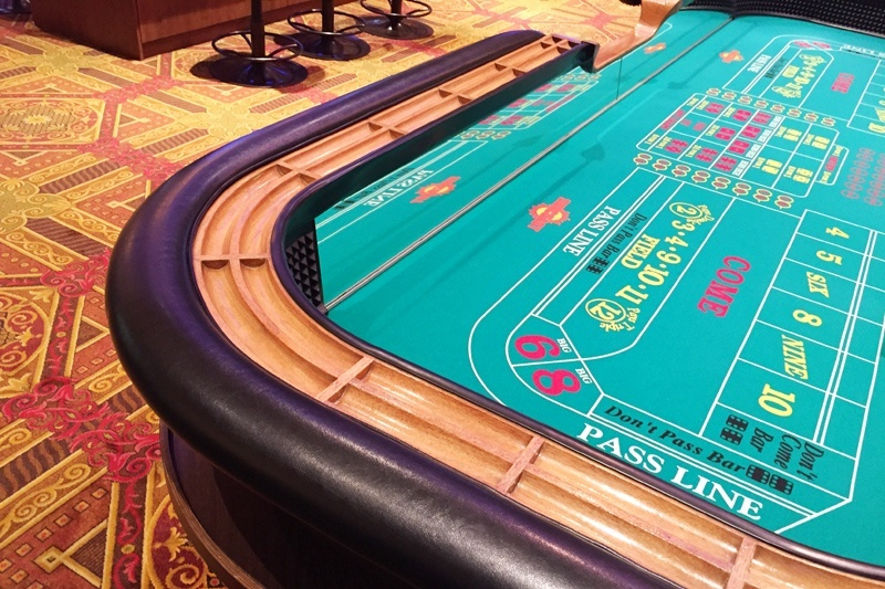 10 Craps Mistakes Made By First Time Players