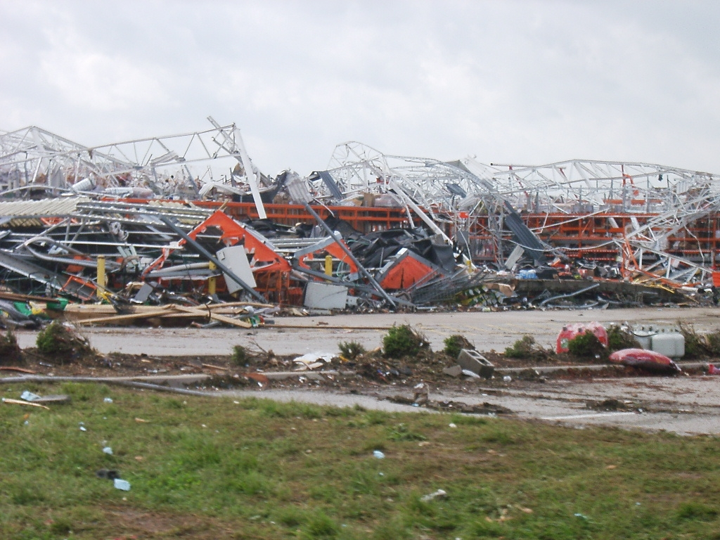 Home Depot Joplin Ground Zero Joplin Missouri An Eyewitness Report