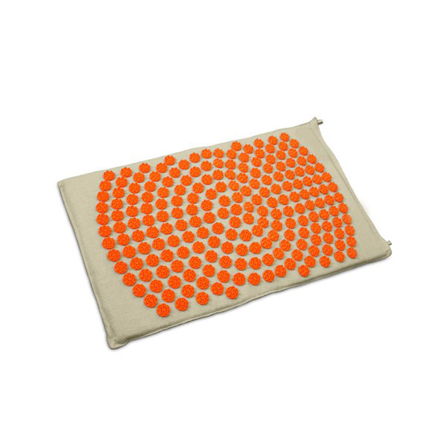 Tapis Accupression Tapis D Acupression Fleur De Vie Shantimat Orange