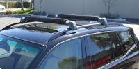 Roof Rack Pads - Vitamin Blue