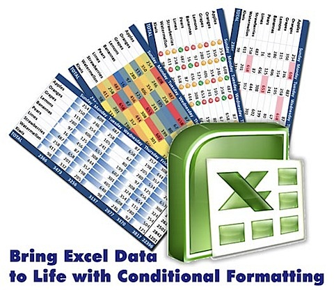 Bring Excel Data to Life with Conditional Formatting