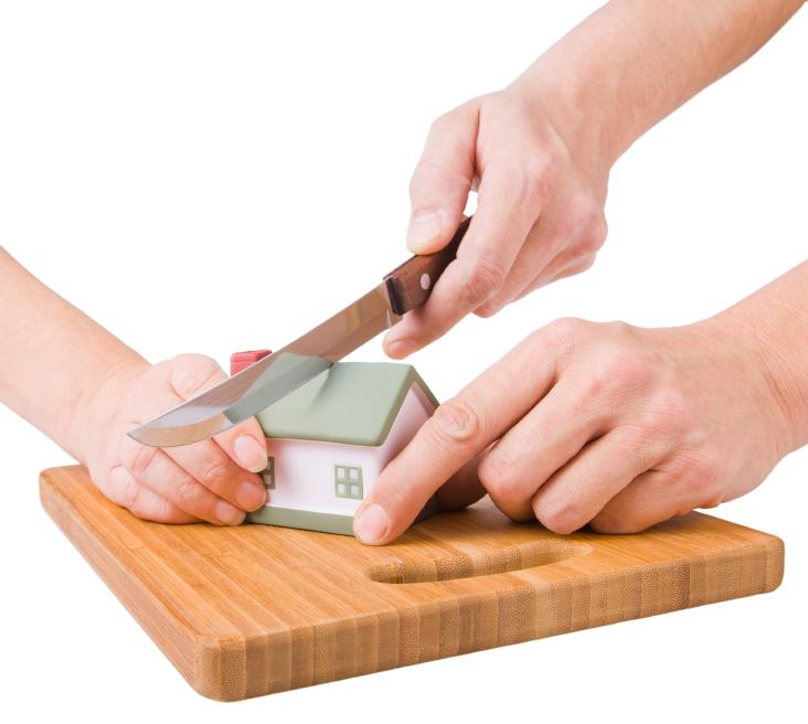 Marital property in divorce