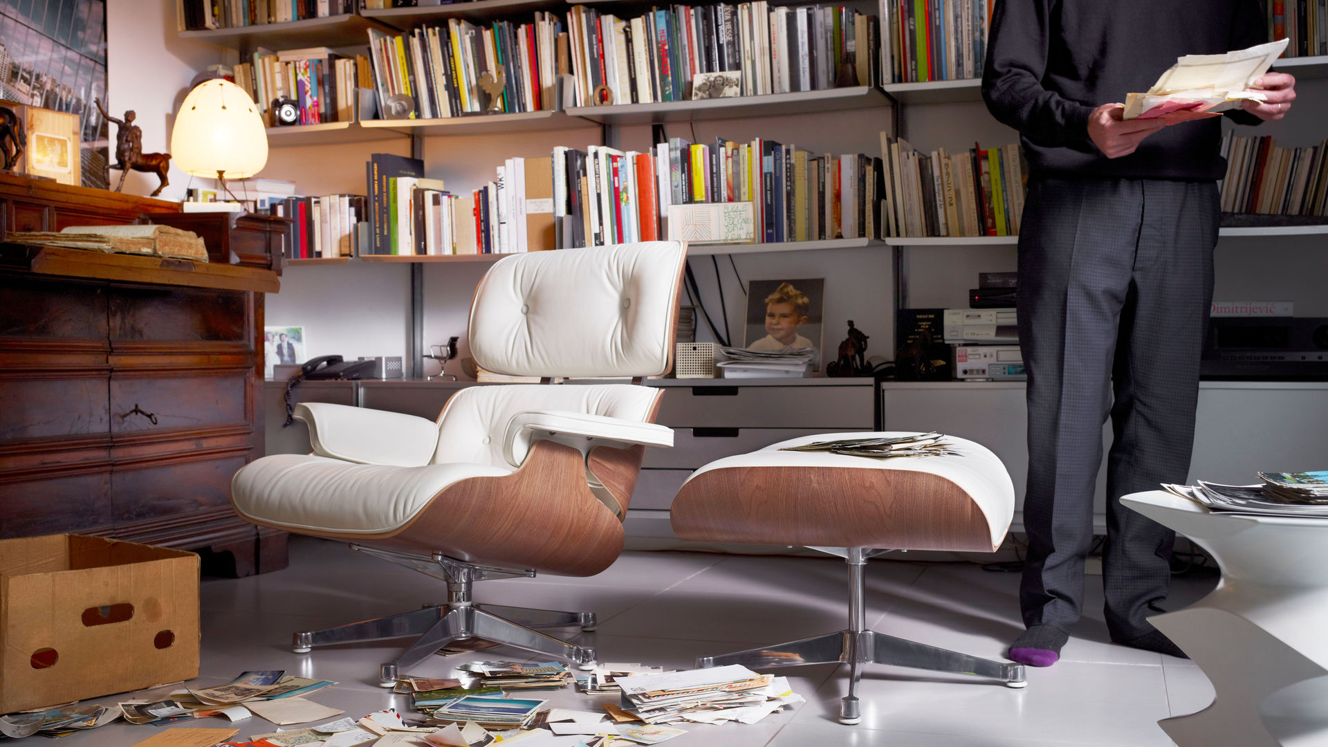 Vitra Eames Lounge Chair Dwg Vitra Lounge Chair Ottoman