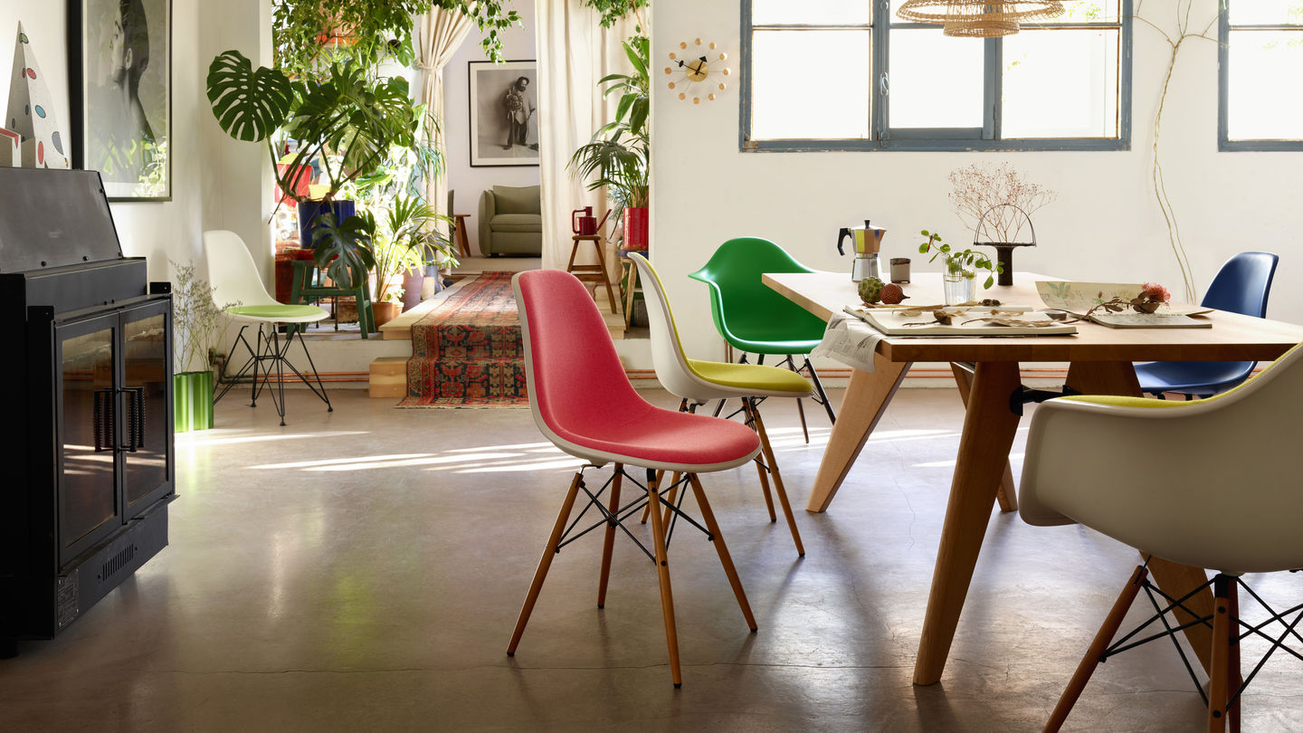 Eames Daw Chair Vitra | Eames Plastic Chair