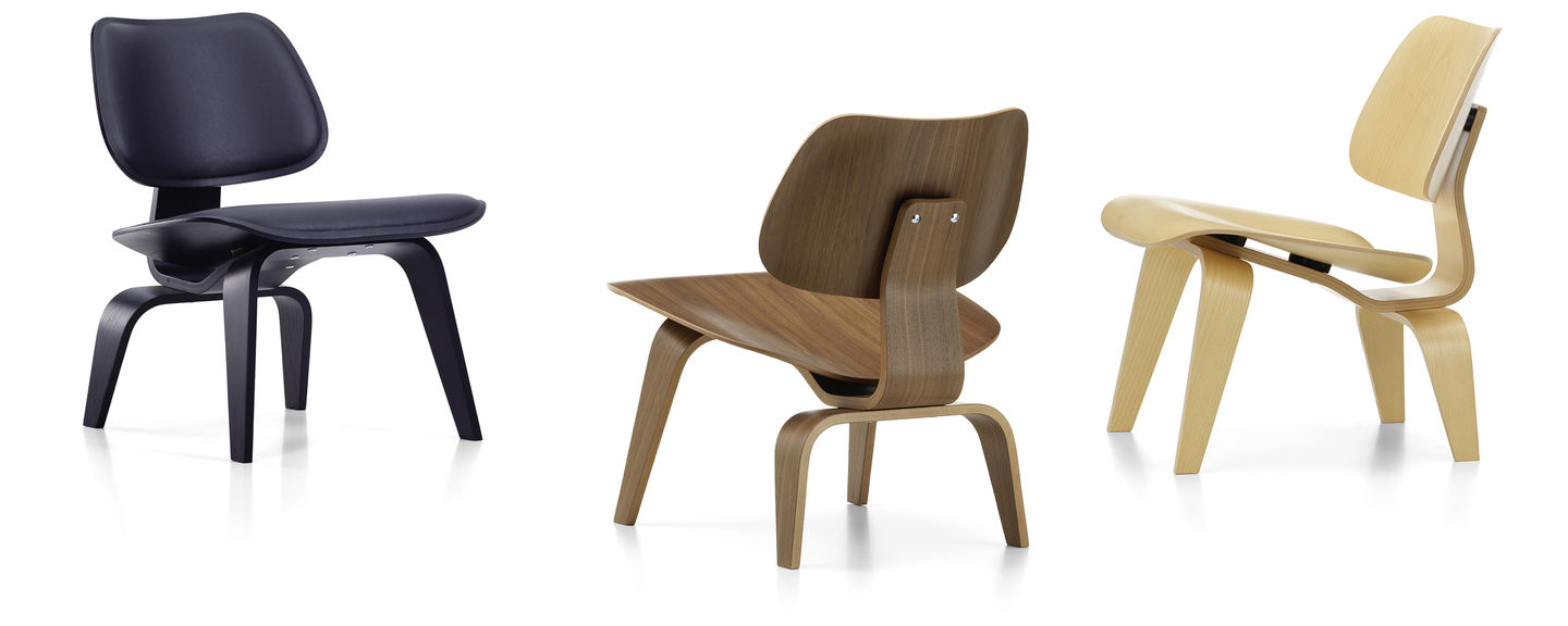 Eames Plywood Chair Vitra Plywood Group Lcw