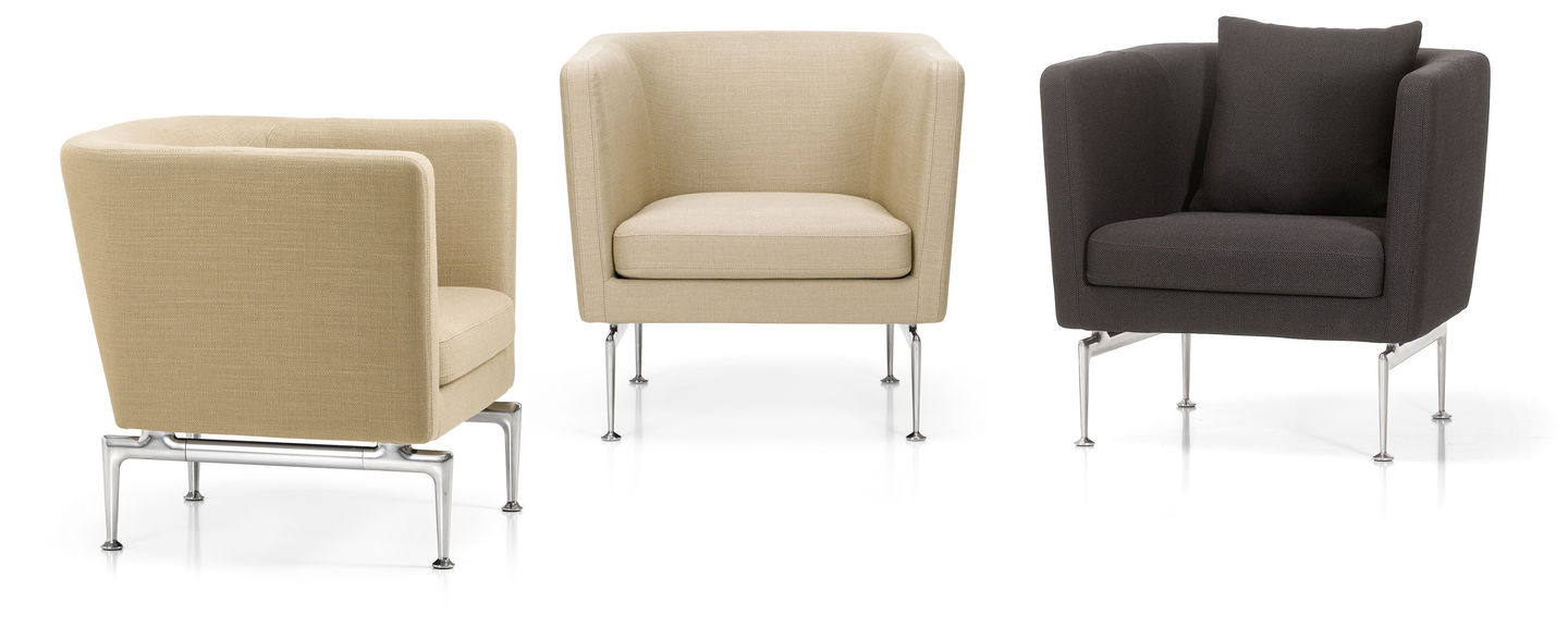 Antonio Citterio Sessel Vitra Suita Club Armchair