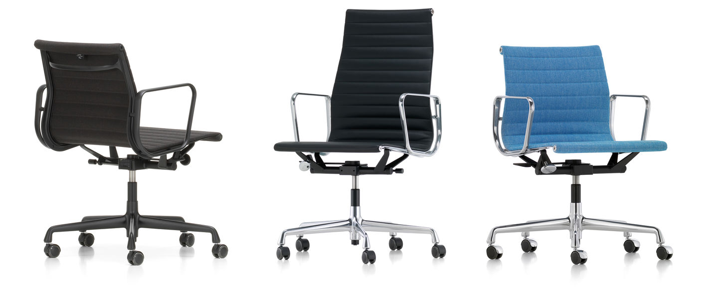 Eames Alu Chair Vitra | Aluminium Chairs Ea 117/118/119