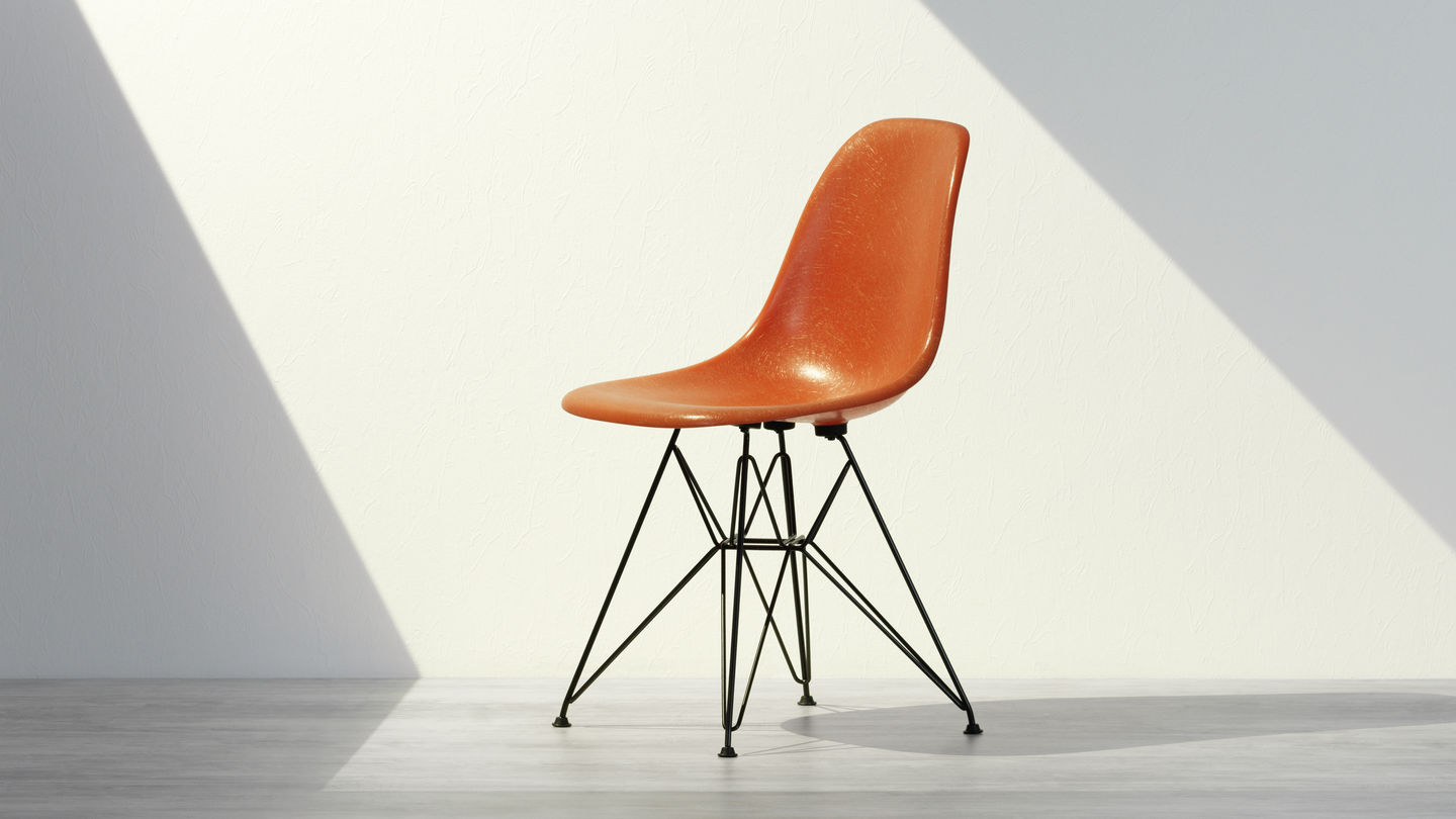 Eames Vitra Vitra The Original Is By Vitra Eames Fiberglass Chair