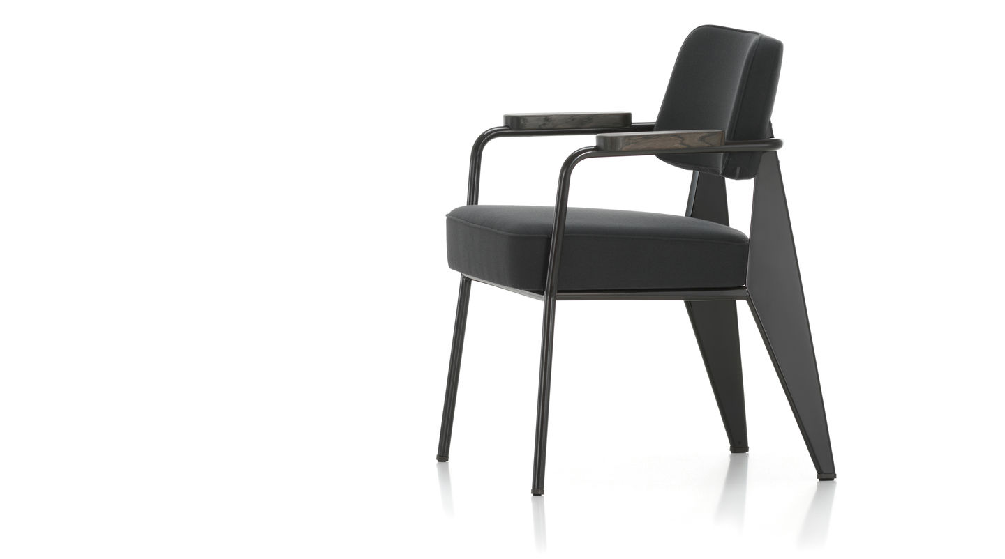 Fauteuil Cuir Vitra Vitra Fauteuil Direction