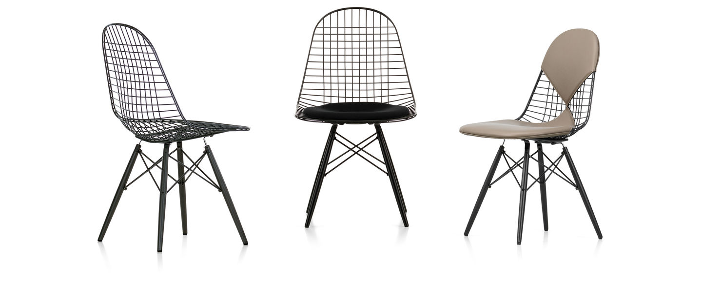 Eames Vitra Vitra Wire Chair Dkw